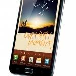 Samsung Galaxy Note supera el millón de unidades distribuidas