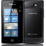 Samsung Omnia W, con Windows Phone Mango