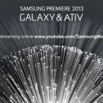 Samsung Premier 2013, alarde de innovación