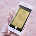 Cómo escanear documentos con tu teléfono móvil