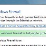 Seguros con Windows Vista