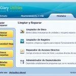 Glary Utilities, sencillez y organización