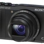 Sony CyberShot DSC-HX20, una cámara compacta a la última