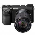 Sony NEX 7, cámara compacta de ópticas intercambiables