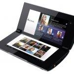 Sony Tablet P, dos pantallas y diseño de concha