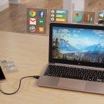 Superbook, el portátil para tu Android