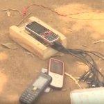 Cómo cargar un teléfono móvil con un horno de barro