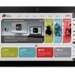Toshiba presenta su tableta AT200
