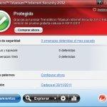Trend Micro Internet Security 2012, sin complicaciones
