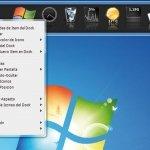 Un dock para añadir accesos en el escritorio de Windows 7