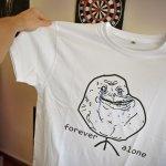 El meme del Forever Alone cumple 5 años, obviamente nadie le felicita