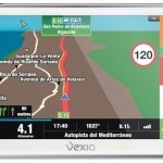 Vexia Econav 595 V White, GPS para una conducción ecológica