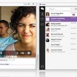 Viber llega al escritorio y añade videollamadas