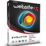 Creación de sitios web con Website X5 Evolution 10