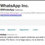 Priyanka, la nueva vulnerabilidad de WhatsApp