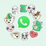WhatsApp estrena los stickers en iOS y en Android
