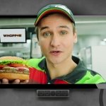 Un Whopper en tu Google Home
