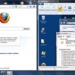 Coloca las ventanas de Windows 7 donde quieras