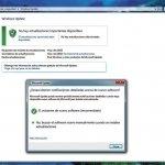 Windows Update no funciona correctamente y se bloquea