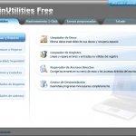 Software de optimización WinUtilities Free 9.4
