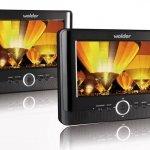 Regalamos un reproductor DVD panorámico de Wolder