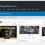 Cuatro sitios para descargar temas gratuitos de WordPress