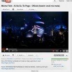 La canción «Ai Se Eu Te Pego», lo más visto en YouTube España
