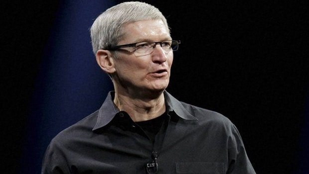 Tim Cook, un fiel defensor del cifrado del iPhone
