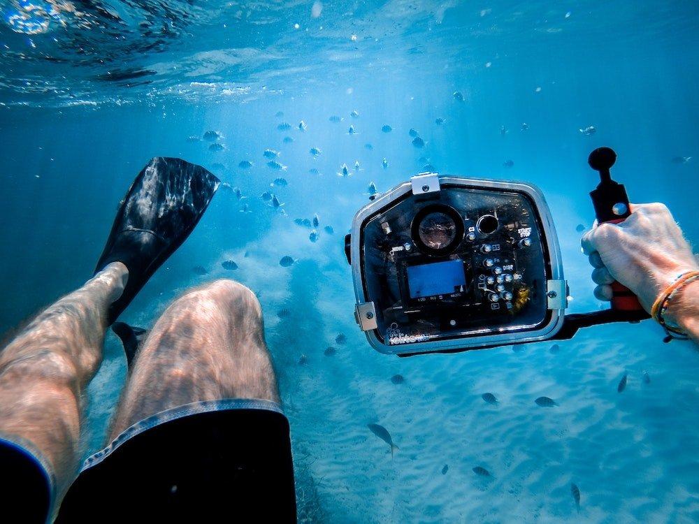 Tipos de cámaras de fotos