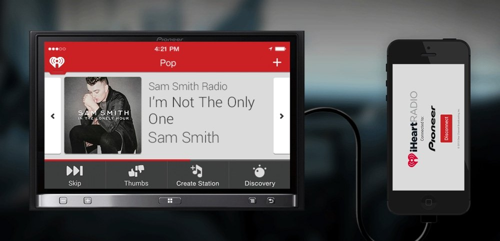 Toda la buena radio está en iHeartRadio