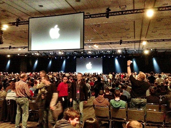 Todos los fans de Apple tienen la sensación de pertenecer a algo más grande que ellos