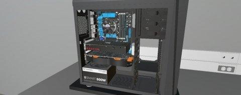 PC Building Simulator: el juego que te convierte en un técnico de PCBox