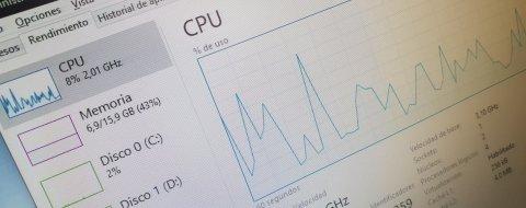 Cómo solucionar un alto consumo de CPU en Windows