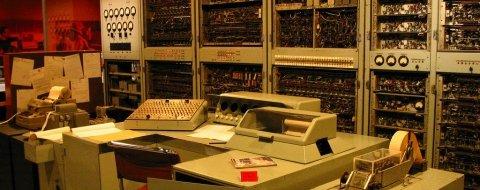 Así era CSIRAC, el primer ordenador capaz de reproducir música