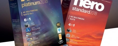 Nero Platinum 2018: la mejor suite multimedia vuelve renovada