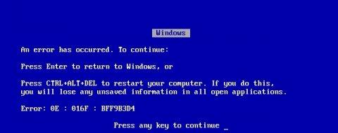 Las presentaciones más chapuza de la historia de Microsoft