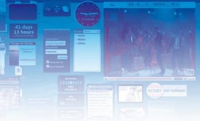 Los 10 mejores gadgets para Windows 7 y Vista