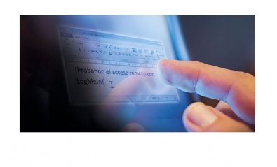 Accede a tu equipo desde un tablet con LogMeIn