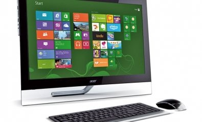 Acer Aspire 7600U: imponente, táctil y listo para Windows 8