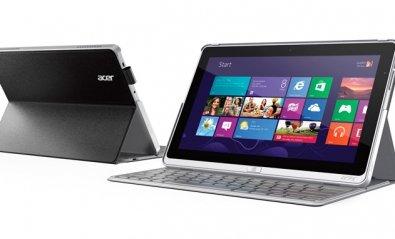 Acer apuesta por los productos táctiles y convergentes