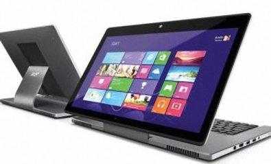 Acer presenta nuevas tabletas, portátiles y ultraportátiles