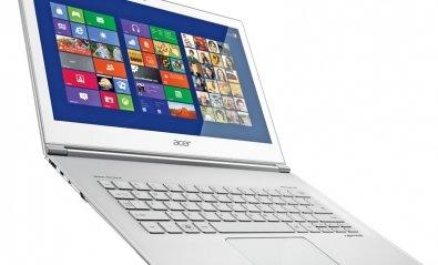 Acer Aspire S7 13,3'', gran compañero de viaje de Windows 8