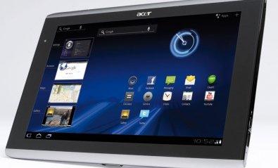 Acer Iconia Tab A500, gran pantalla y configuración