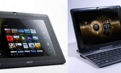 Acer presenta su tablet híbrido ICONIA Tab W500