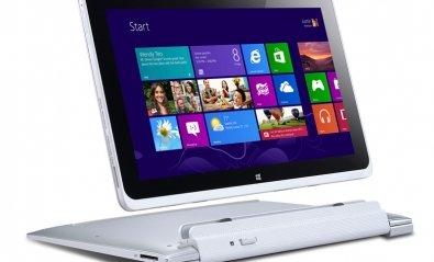 Acer presenta las tabletas Iconia W con Windows 8