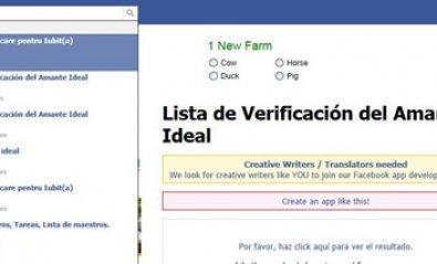 Advierten de una falsa aplicación que busca al «amante ideal»