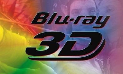 Tres reproductores Blu-ray 3D de salón
