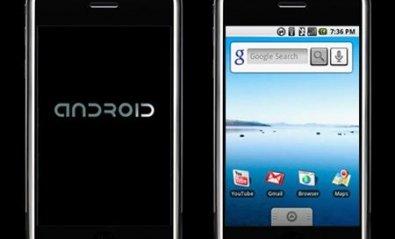 Ya puedes tener Android en tu Iphone 2G/3G