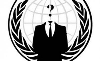 Anonymous tira la web de la Policía Nacional