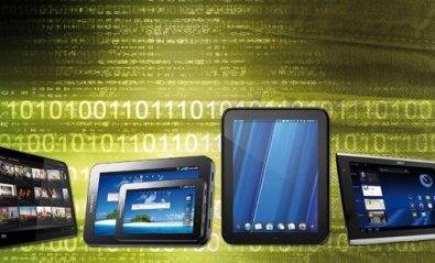 Android representa ya el 20% del mercado de tablets